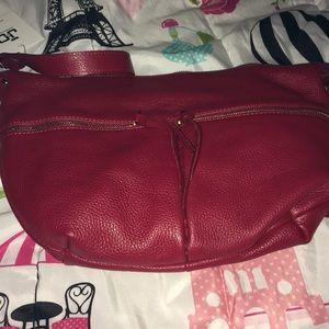 Bags - A Red purse